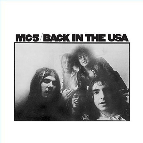 MC5 - Back in the USA (VINYL LP)
