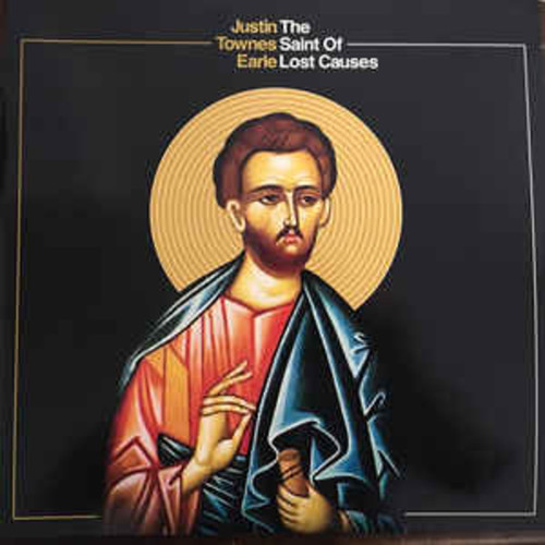 Justin Townes Earle - The Saint Of Lost Causes (VINYL LP)