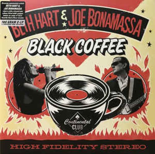 Berth Hart & Joe Bonamassa - Black Coffee (LP)