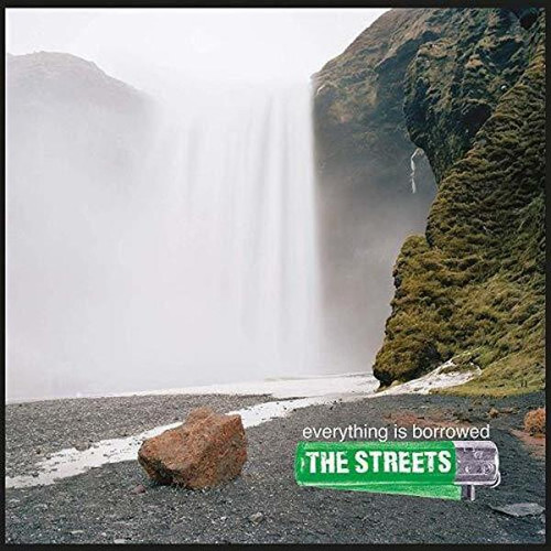 The Streets - Everything Is Borrowed (VINYL LP)
