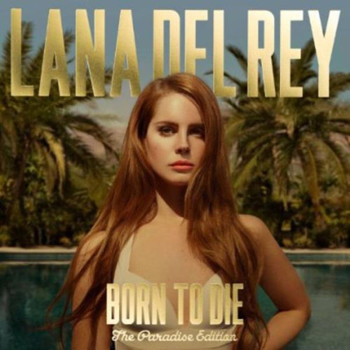 Lana Del Rey - Born To Die Paradise Edition Gatefold Sleeve (VINYL LP)