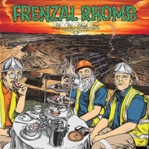 Frenzal Rhomb – Hi-Vis High Tea (VINYL LP)