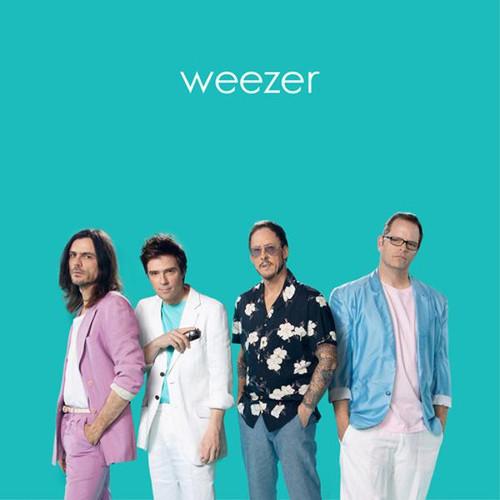 Weezer - Teal Album (VINYL LP)