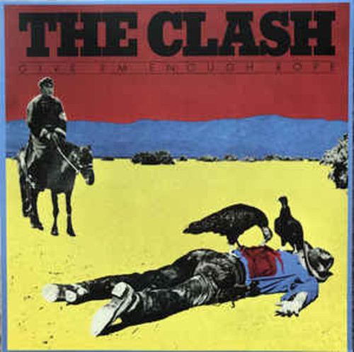 The Clash – Give 'Em Enough Rope (LP)