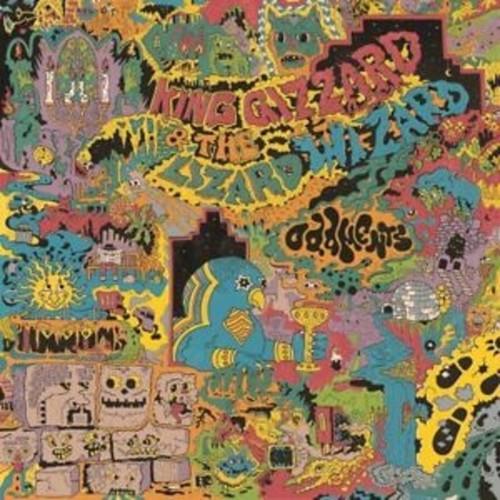 King Gizzard And The Lizard Wizard - Oddments (VINYL LP)