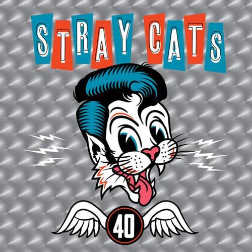 Stray Cats - 40TH Anniversary (VINYL LP)