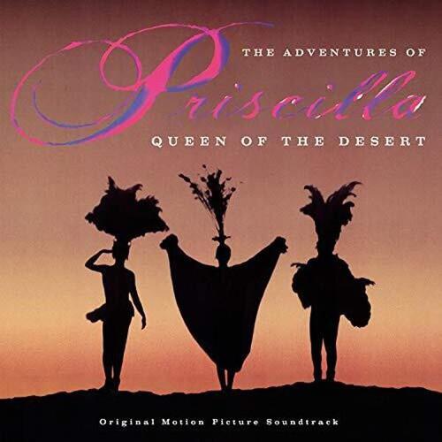 The Adventures Of Priscilla Queen Of The Desert (Original Motion Picture Soundtrack) (VINYL LP)