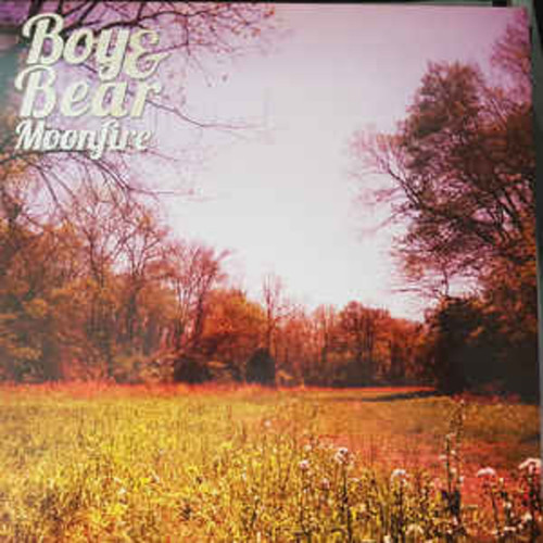 Boy & Bear ‎– Moonfire (LP)