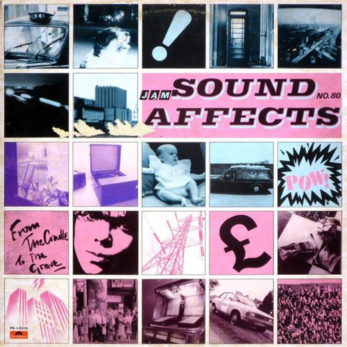 The Jam ‎– Sound Affects (LP)