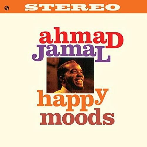 Ahmad Jamal - Happy Moods (LP)