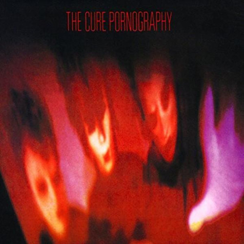 The Cure - Pornography (VINYL LP)