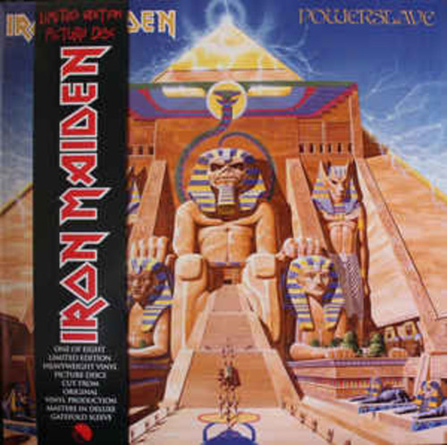 Iron Maiden - Powerslave Limited Edition Picture Disc (VINYL LP)