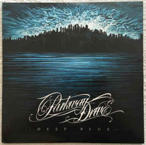 Parkway Drive - Deep Blue (VINYL LP)