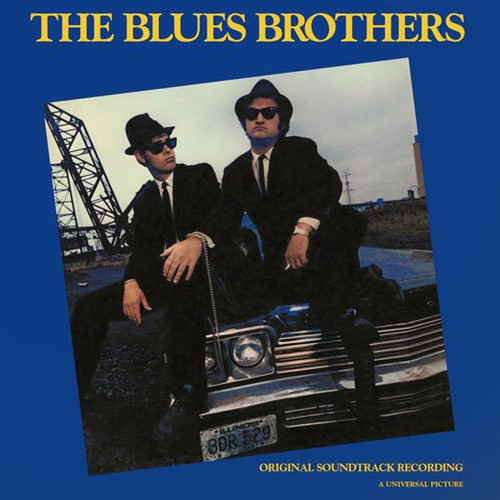 The Blues Brothers (Original Soundtrack Recording) The Blues Brothers (VINYL LP)