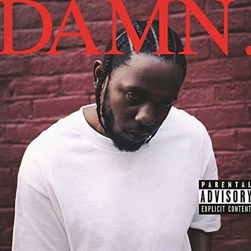 Kendrick Lamar - Damn (VINYL LP)