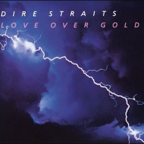 Dire Straits - Love over Gold (VINYL LP)