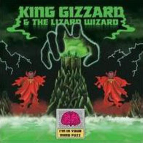 King Gizzard And The Lizard Wizard - In your Mind Fuzz (VINYL LP)