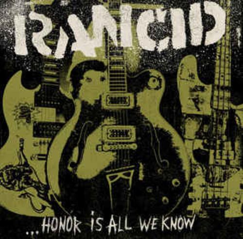 Rancid Honour - is All We Know (VINYL LP)