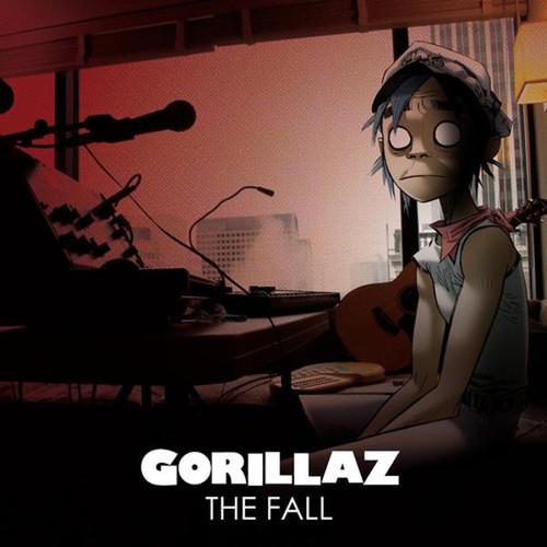 Gorillaz – The Fall.   ( Vinyl, LP, Album)