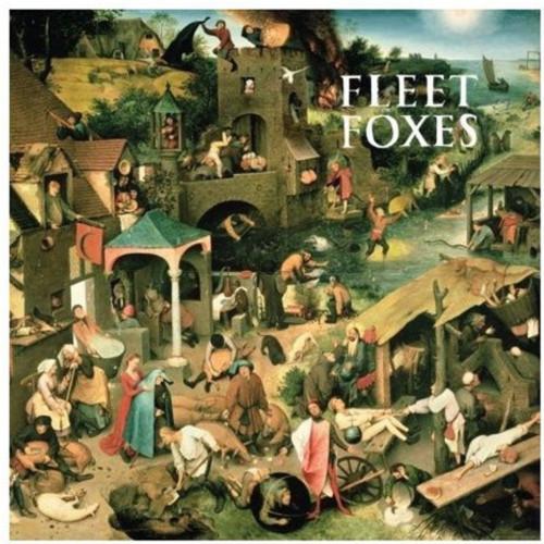 Fleet Foxes - Fleet Foxes (VINYL LP)