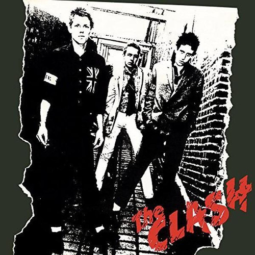 The Clash - The Clash (LP)