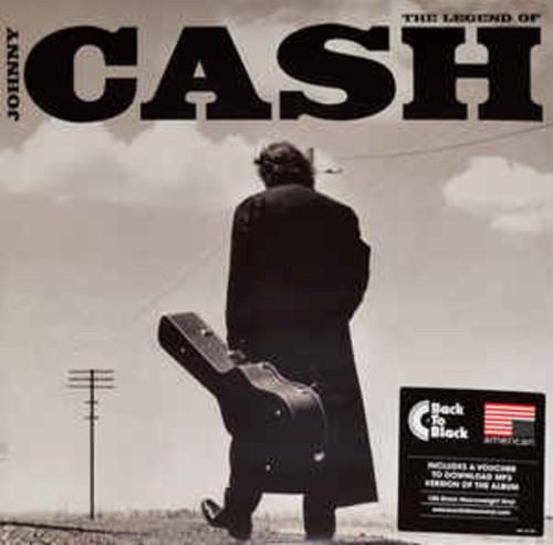 Johnny Cash - The Legend of (VINYL LP)