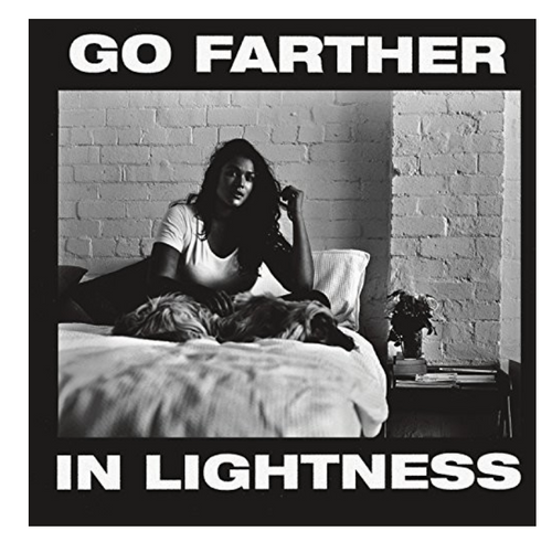 Gang of Youths ‎– Go Farther In Lightness    (2 × Vinyl, LP, Album, Limited Edition, White Translucent w/ Black Swirl)
