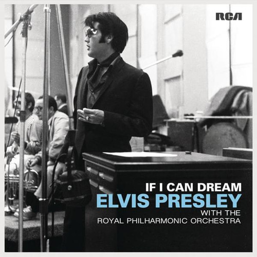 Elvis Presley - If I Can Dream (VINYL LP)