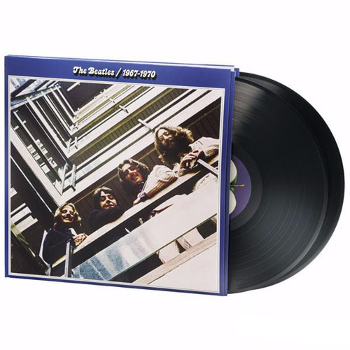 The Beatles / 1967-1970 - Blue (VINYL LP)