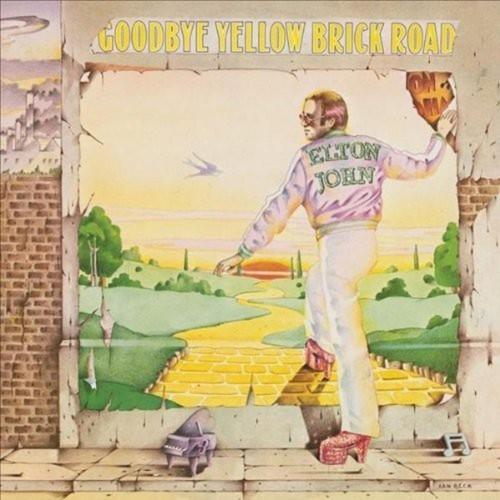 Elton John - Goodbye Yellow Brick Road (VINYL LP)