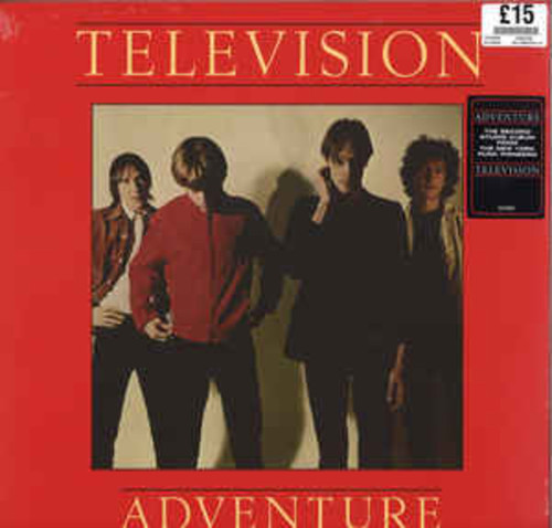 Television - Adventure (VINYL LP)