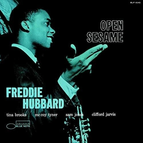 Freddie Hubbard - Open Sesame (VINYL LP)