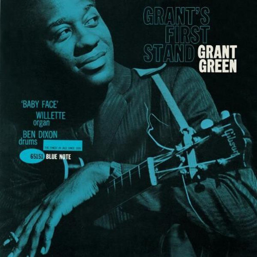 Grant Green - Grants First Stand (VINYL LP)