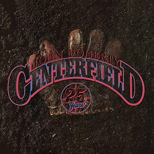John Fogerty - Centrefield (VINYL LP)