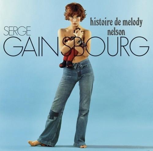 Serge Gainsborg - Historie De Melodie (VINYL LP)