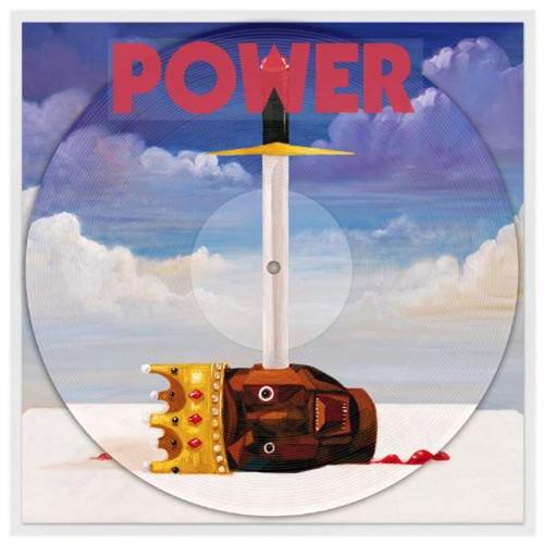 Kanye West - Power Picture Disc (VINYL LP)