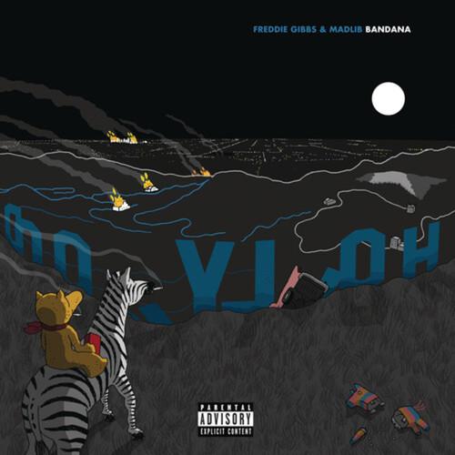 Freddie Gibbs and Madlib - Bandana (VINYL LP)