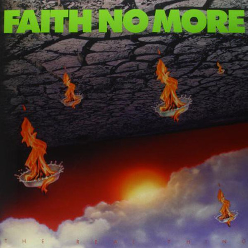 Faith No More - The Real Thing (VINYL LP)
