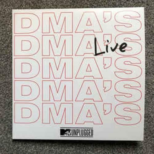 DMA's – MTV Unplugged Live (Vinyl LP)