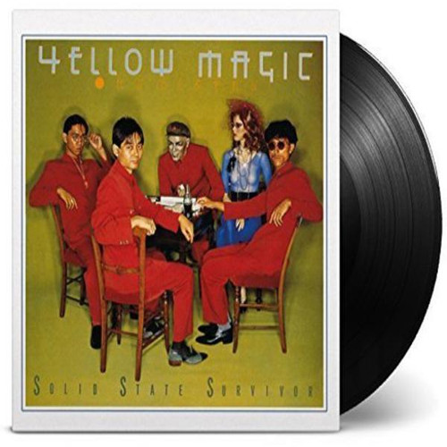 Yellow Magic Orchestra - Solid State Survivor (LP)