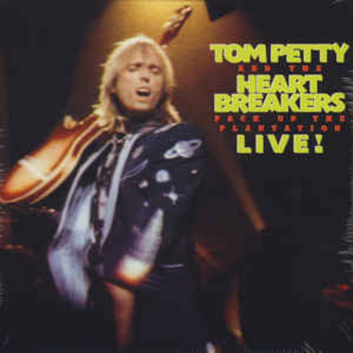 Tom Petty and the Heartbreakers Pack Up the Plantation Live   (VINYL LP)