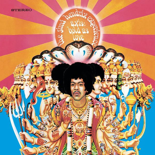Jimi Hendrix - Axis Bold As Love (Vinyl LP)