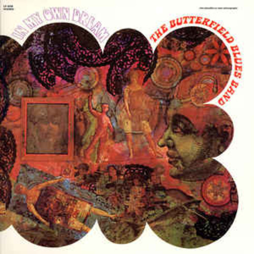 The Butterfield Blues Band - In My Own Dream (VINYL LP)