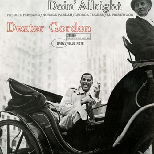 Dexter Gordon – Doin' Allright (VINYL LP)