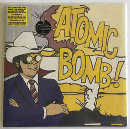 The Atomic Bomb Band – Plays The Music Of William Onyeabor    (Vinyl, LP, Album, Limited Edition)