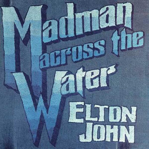 Elton John - Madman Across the Water (VINYL LP)