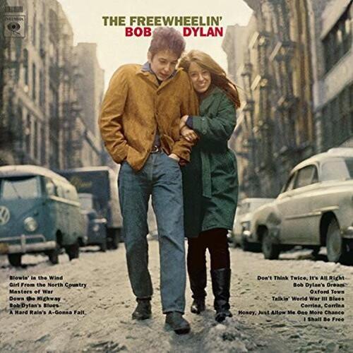 Bob Dylan – The Freewheelin' Bob Dylan (LP)