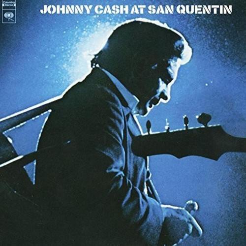 Johnny Cash At San Quentin (VINYL LP)