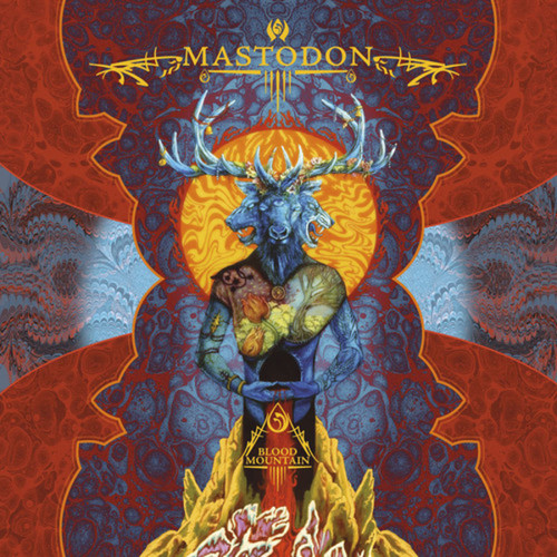 Mastodon - Blood mountain (VINYL LP)