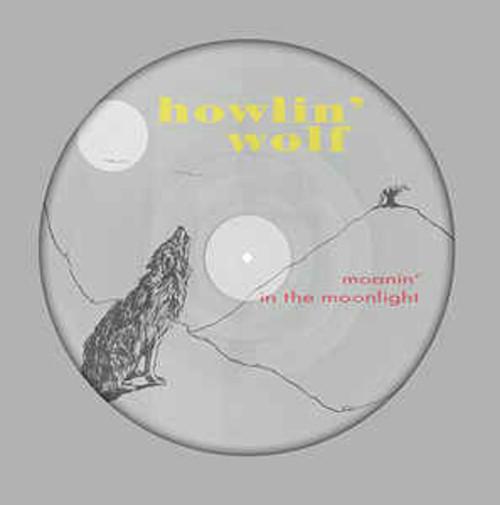 Howlin' Wolf – Howlin' Wolf Picture Disc (VINYL LP)